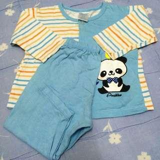 ANAKKU Baby Sleepsuit