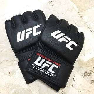 UFC Official Fight Globe (Open Hands)