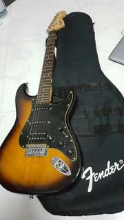 Guitar - Squier by Fender, Affinity series