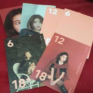 Red Velvet Season Greeting Yeri