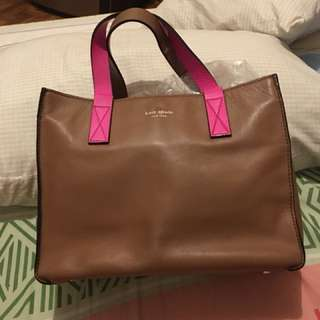 Authentic Kate Spade Leather Bag Not Tory Coach Mk Kors gucci LV Furla