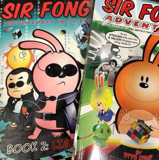 "Sir Fong""s adventure in Science"