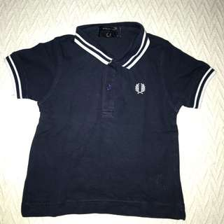 Polo Shirt by Fred Perry
