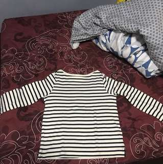 UNIQLO BASIC STRIPES LIMITED EDITION