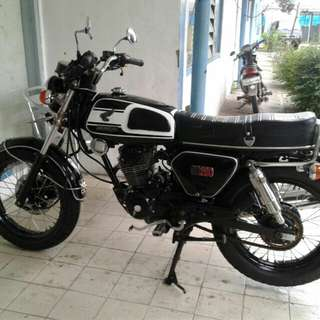 CB Dream basic Megapro