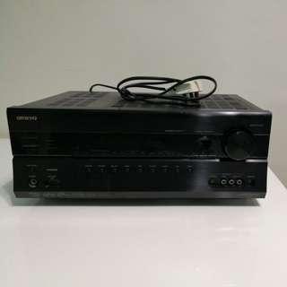 Onkyo 7.2 channel Receiver