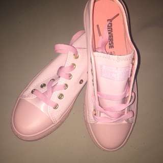 Selling this CHUCK TAYLOR ALL STAR SHOES NUDE EDITION (PINK)