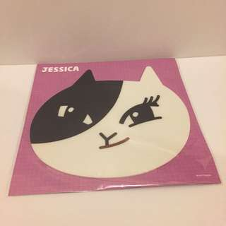 Line Friends Jessica Mouse Pad 電腦滑鼠墊