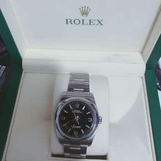 Rolex 369 特別版雙光 95%new
