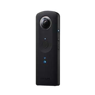 Ricoh Theta S 360 Camera (Black)