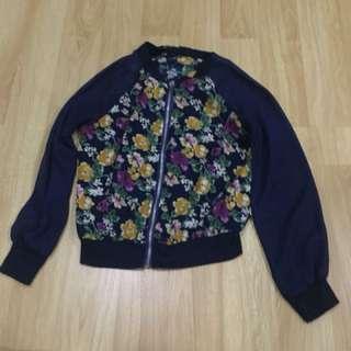 Tracksuit, Jacket Flower