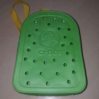 Crocs back pack