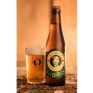 Spanish Craft Beer LA VIRGEN(Madrid Lager/IPA/360°)西班牙手工啤酒LA VIRGEN三款(Madrid Lager/IPA/360°)