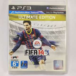 PS3 Game - FIFA14