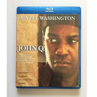 John Q Blu Ray