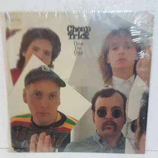 Cheap Trick - One On One Vinyl Record