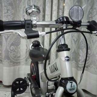 Rastar bmw mini children bike