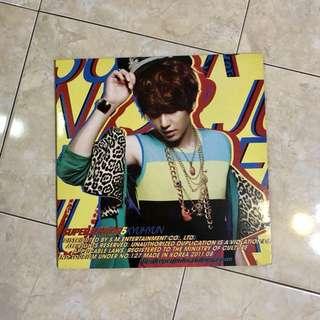 Super Junior 5th Album - Mr. simple - Kyuhyun Cover