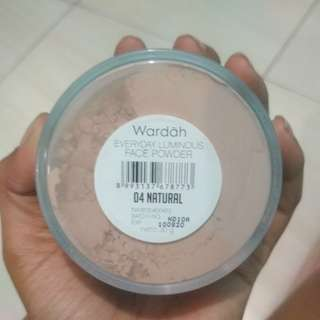wardah powder