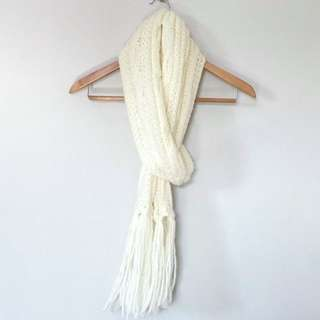 Forever 21 Knitted Scarf