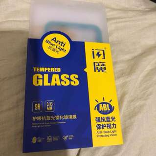 iPhone X 防藍光保護貼