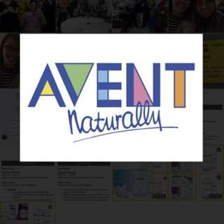 Pre Order Avent Natural Feeding Bottles 125ml & 260ml
