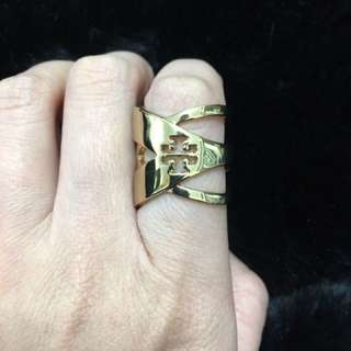 (90% NEW) Tory Burch Ring, size: 6