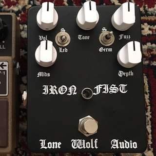 Lone Wolf Audio Iron Fist