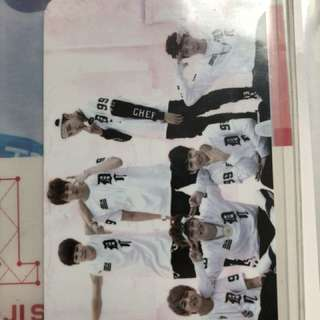 BTS group card