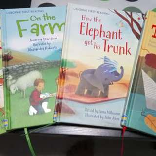 Brand new storybooks