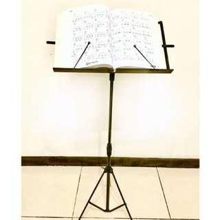 琴譜架 可折疊伸縮