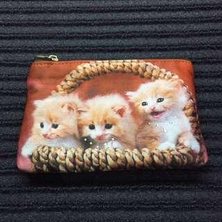 貓咪 零錢包