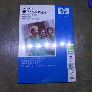HP Photo Paper A4 (40pcs)