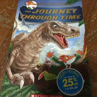 Geronimo Stilton - The Journey Through Time