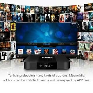Tanix TX3 Mini 4K Android TV Box