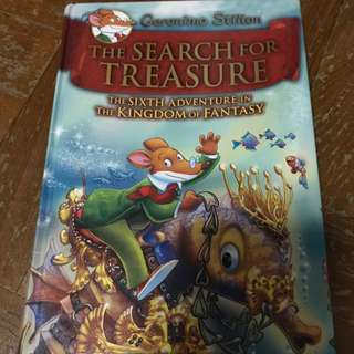 Geronimo Stilton - The Search for Treasure