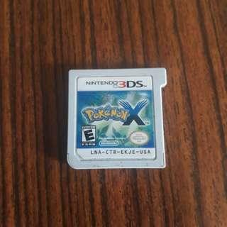 3DS/2DS Pokemon X