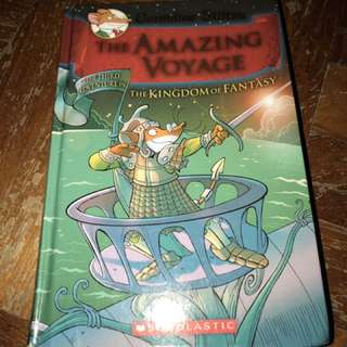 Geronimo Stilton - The Amazing Voyage