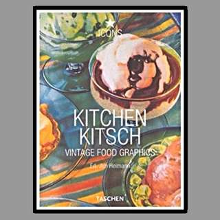 Kitchen Kitsch Book