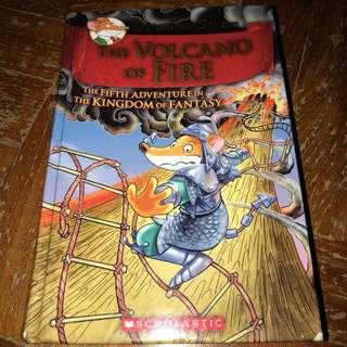 Geronimo Stilton - The Voyage of Fire