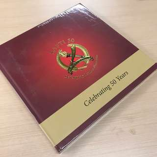 SAFTI 50 Commemorative Book