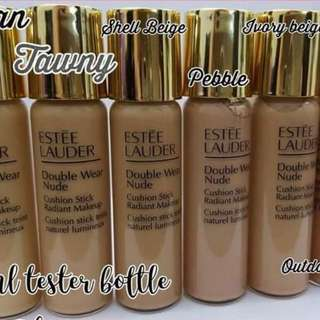 Estee lauder tester bottle