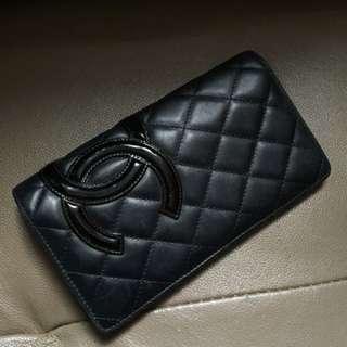 Chanel長銀包