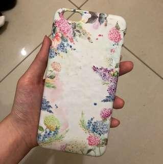 台灣繡球花iphone 6s plus case 手機殻