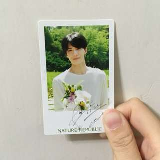 世勛 Nature Republic 小卡