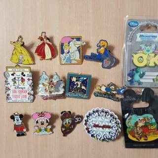 Disney pin 迪士尼pin