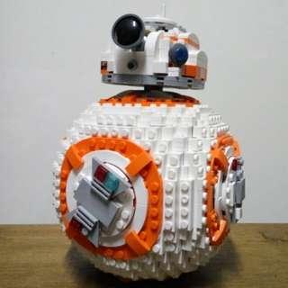 樂併星戰機械人-BB8