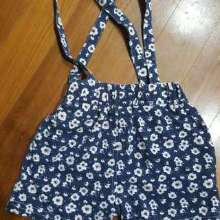 Preloved baby girl's clothes