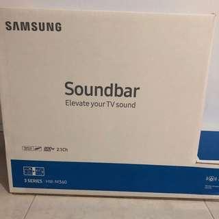 Brand new Samsung SoundBar HW-M360