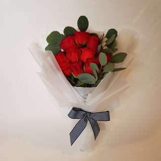 Valentine Day - Kenya red roses